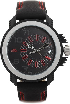 Fastrack 38015PL02 Analog Watch  - For Men