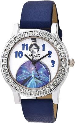 Laurex LX-148  Analog Watch For Girls