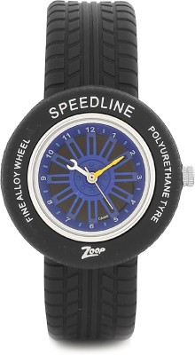 Zoop 3021PP01  Analog Watch For Kids