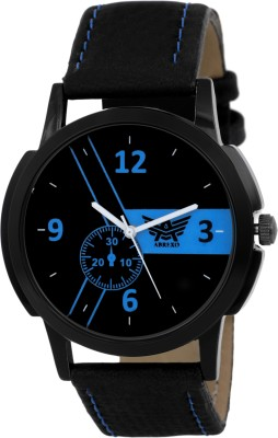 Abrexo ABX-5885BLU STYLISH Corporate Imperial Analog Watch For Unisex
