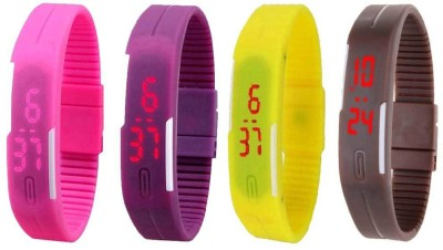 Fashion Gateway LED Digital band watch PK-174 (for all age group) Watch  - For Boys & Girls