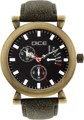 DICE DNMG-B178-4853 Dynamic G Analog Watch For Men
