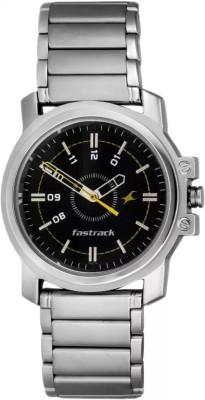 Fastrack NG3039SM02 Basics Watch  - For Men