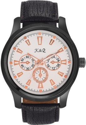 K&Q KQ0187M Timera Watch - For Men