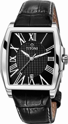 Titoni 83727 S-ST-315  Analog Watch For Men