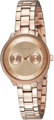 Furla R4253102518  Analog Watch For Women
