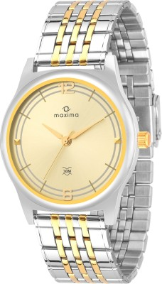 Maxima 43281CMGT  Analog Watch For Unisex