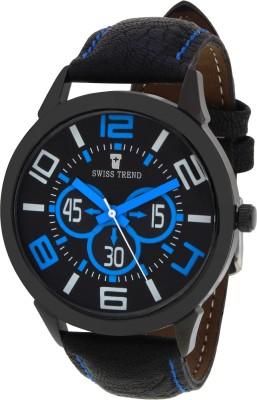 Swiss Trend Analog Watch   For Men Swiss Trend Wrist Watches