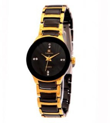IIK Collection Black- 05 Analog Watch  - For Women   Watches  (IIK Collection)