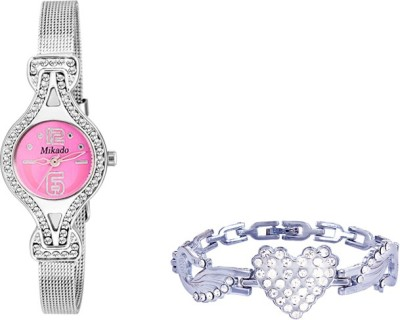 MIKADO P.S 2 Analog Watch   For Girls MIKADO Wrist Watches