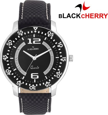 Black Cherry 914  Analog Watch For Boys