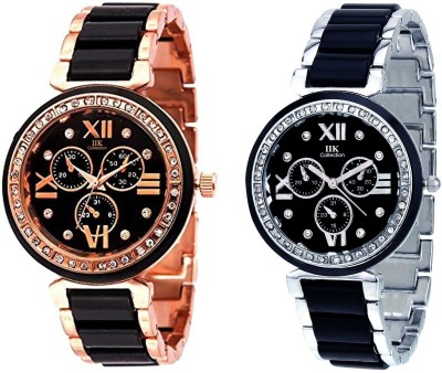 IIK Collection IIK-1013W-1005W Analog Watch  - For Women   Watches  (IIK Collection)