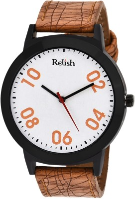Relish RE-010BT Black Watch  - For Men
