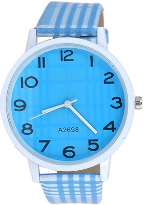 Super Drool SD0254_WT_BLUE Watch  - For Women
