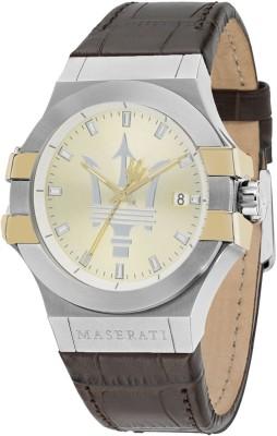 Maserati R8851108017  Analog Watch For Men