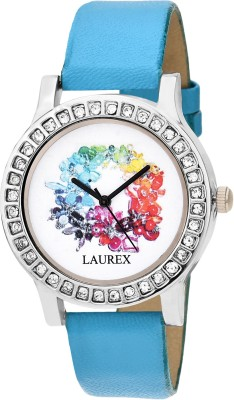 Laurex LX-141  Analog Watch For Girls