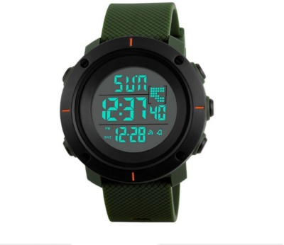 Skmei GMARKS-3121-ARMY Sports Digital Watch For Unisex