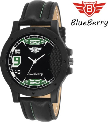 Blueberry Analog Watch   For Men Blueberry Wrist Watches