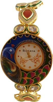 Sanaya SW118  Analog Watch For Women