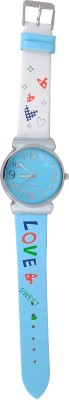 Super Drool SD0278_WT_BLUE Watch  - For Women