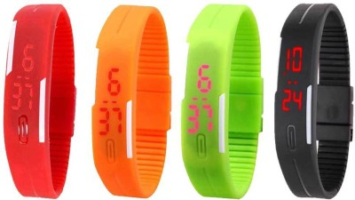 Fashion Gateway LED Digital band watch PK-172 (for all age group) Watch  - For Boys & Girls