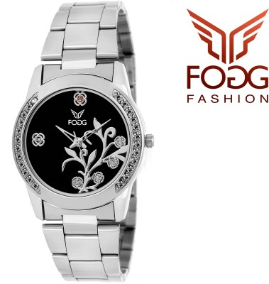 Fogg 4038BK  Analog Watch For Unisex