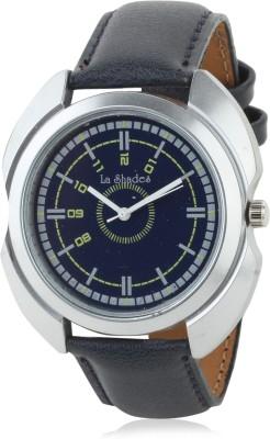 La Shades AS01 Aspire Black Strap Aspire Watch  - For Men