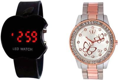 DECLASSE SOOMS LED Analog Digital Watch   For Men   Women DECLASSE Wrist Watches