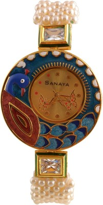 Sanaya SW116  Analog Watch For Girls