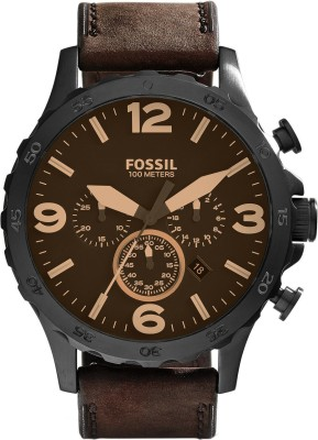 FOSSIL JR1487 NATE Analog Watch - For Men