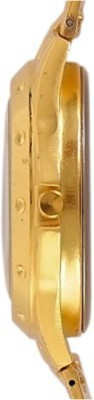 ROSRA Silver Gold RTM13 Analog Watch   For Men ROSRA Wrist Watches