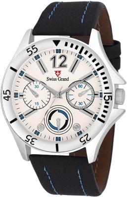 Swiss Grand Analog Watch   For Men Swiss Grand Wrist Watches