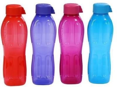 Signoraware Aqua Fresh 500 ml Bottle(Pack of 4, Multicolor)  available at flipkart for Rs.380