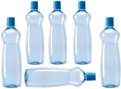Milton Pacific Blue Fridge Water Bottle 1000 ml Bottle(Pack of 1, Blue) at flipkart