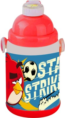 Angry Birds Classic 500 ml Water Bottle(Set of 1, Red)