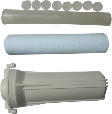SAE COMPLETE PRE SET WITH ANTI-SCALANT INSERT Solid Filter Cartridge(0.005, Pack of 3)