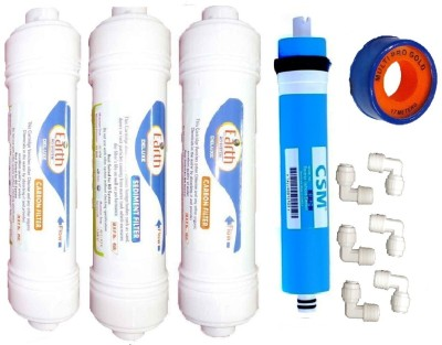 Shopping Store Ro Service Inline Filter set modl161 Solid Filter Cartridge(0.5, Pack of 11) at flipkart