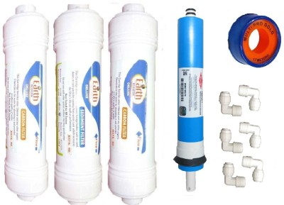 Shopping Store Ro Service Inline Filter set modl168 Solid Filter Cartridge(0.5, Pack of 11) at flipkart