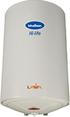 Khaitan 15 L Storage Water Geyser (Hilife Lava, White)