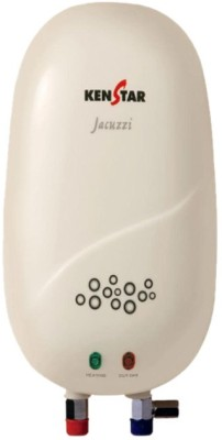 Kenstar 3 L Instant Water Geyser(Multicolor, Jacuzzi)  available at flipkart for Rs.3495