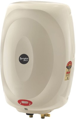 V-Guard 25 L Storage Water Geyser (Sprihot Plus, White)