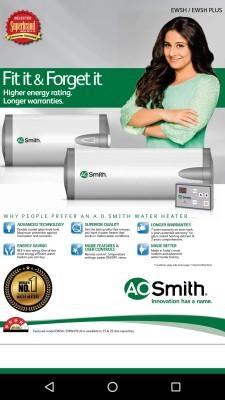 AO-Smith-EWSH-Plus-15-Litres-2KW-Storage-Water-Heater