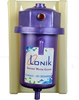 Lonik 70 L Storage Water Geyser (LTPL9050P, Purple)