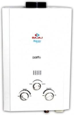 Bajaj 6 L Gas Water Geyser(White, Duetto)