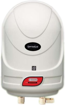 V-Guard 25 L Storage Water Geyser (Sprinhot?, White)