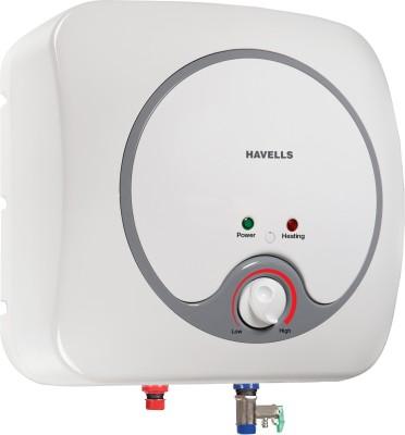 Havells 15 L Storage Water Geyser(White, Grey, Quatro)