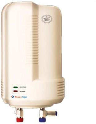 Bajaj 1 L Instant Water Geyser(IVORY, Majesty)  available at flipkart for Rs.2800