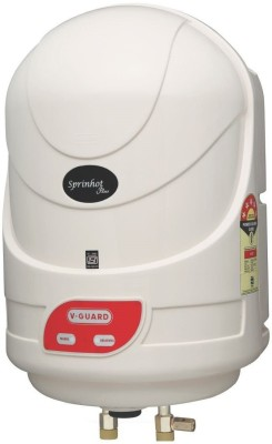 V-Guard 6 L Instant Water Geyser (Sprinhot Plus, White)