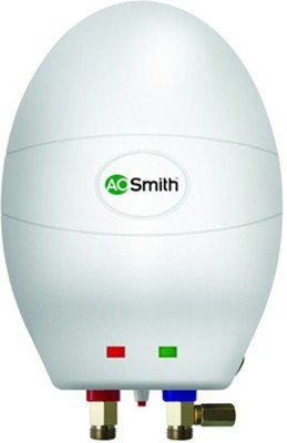 AO Smith 3 L Instant Water Geyser (EWS 3L-3KW Instant Water Heater, White)
