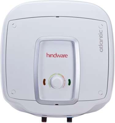 Hindware 10 L Storage Water Geyser (Atlantic 10 Ltr SWH White, Multicolor)